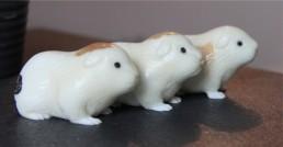 yacana paris - yacana - cochon d'inde - guineapig - tagua - équateur - handmade - fait main - artisanat - déco - décoration d'intérieur - home - animaux