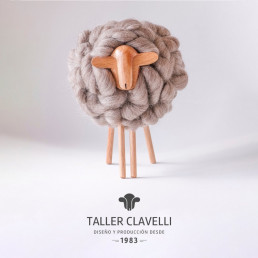 mouton design par carlos clavelli uruguay yacana