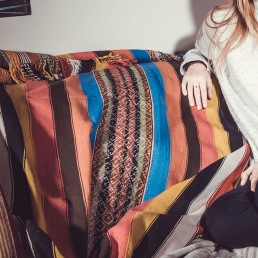 Yacana Paris - décoration- amérique-latine - Plaid- Ocongate - couverture - déco - décoration d'intérieur - éthique - fait main - handmade
