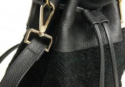 Yacana paris-Sac quito noir - sac bourse femme