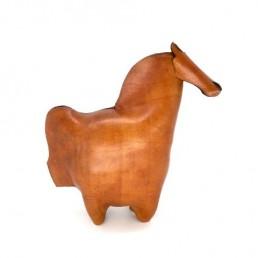 Alberto Gutierrez - yacana - cheval - criollo -uruguay - handmade - fait main - décoration - déco - décoration d'intérieur - cuir - naturel