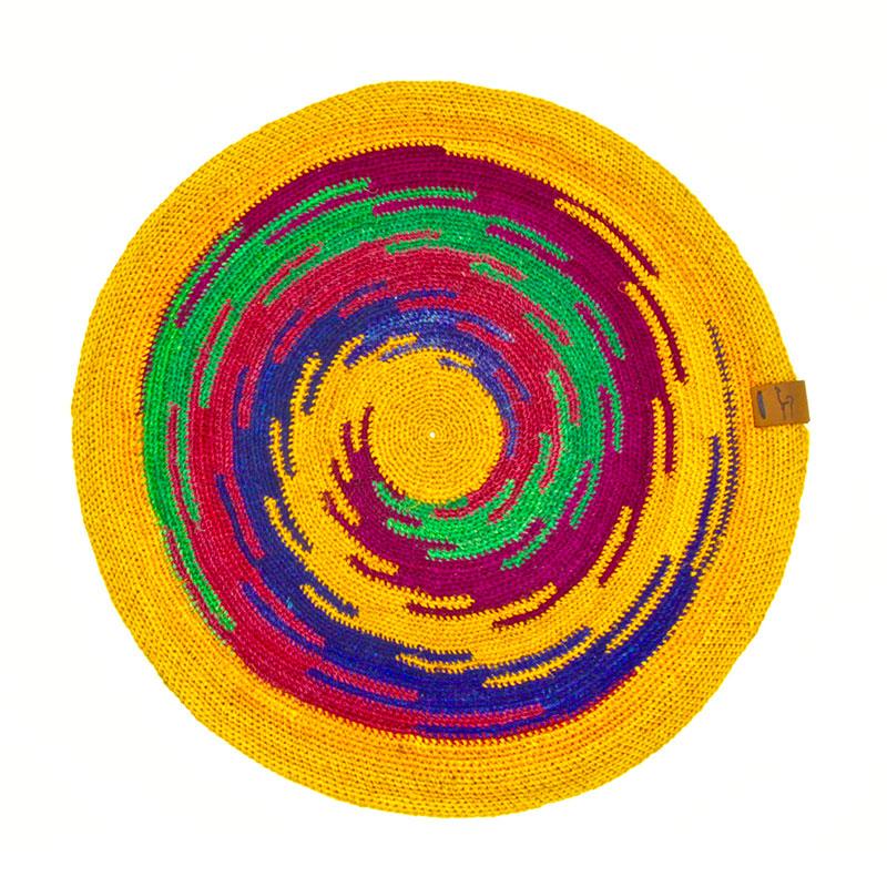 centre de table en cactus multicolor yacana
