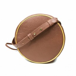 yacana paris - sac quito- brown- marron - bourse