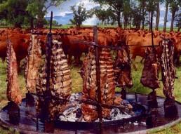 asados gauchos sud du brésil