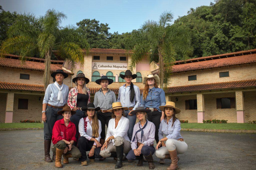 mulheres na doma, yacana journal l'équitation et les femmes