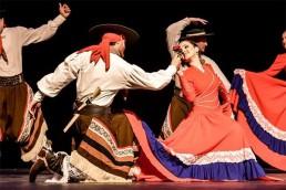danses traditionnelles sud du brésil