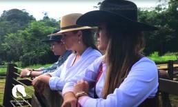 l'équitation et les femmes mulheres na doma