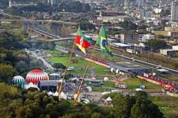 parque expointer sud du brésil yacana