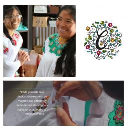 femmes artisanes Amérique latine broderie